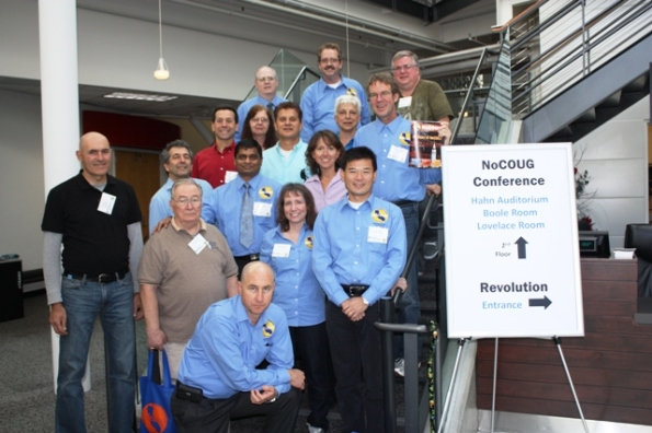 NoCOUG Board Members